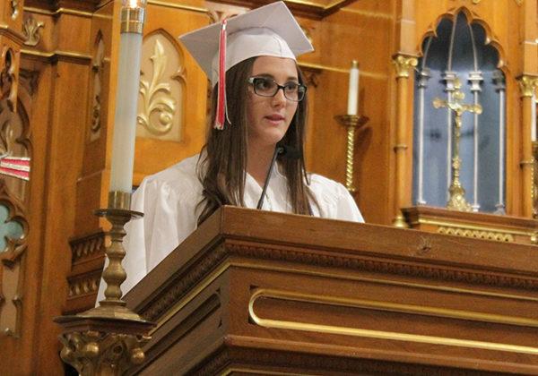 Graduate Lectern